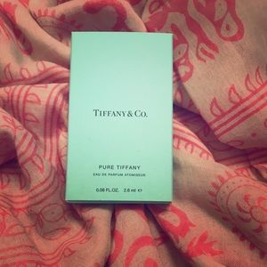 Tiffany & Co Pure Tiffany Eau De Parfum.08 oz
